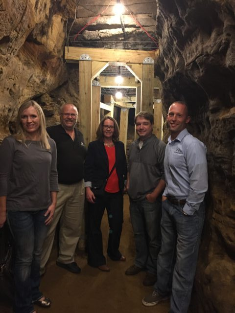 Robber's Cave Tour