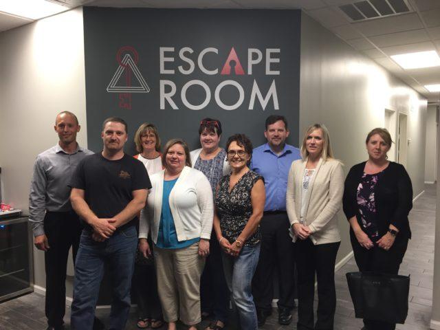 Lincoln Escape Room