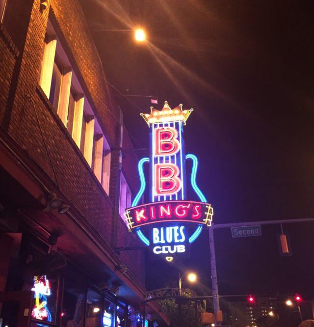 BB King's Memphis, TN