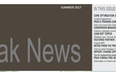 Peak News – Summer Edition