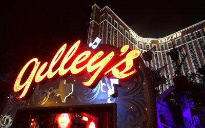 Vegas Event Highlights