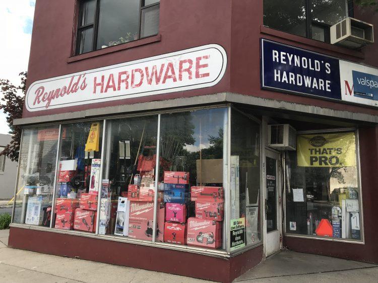Utica, New York, Reynold's Hardware
