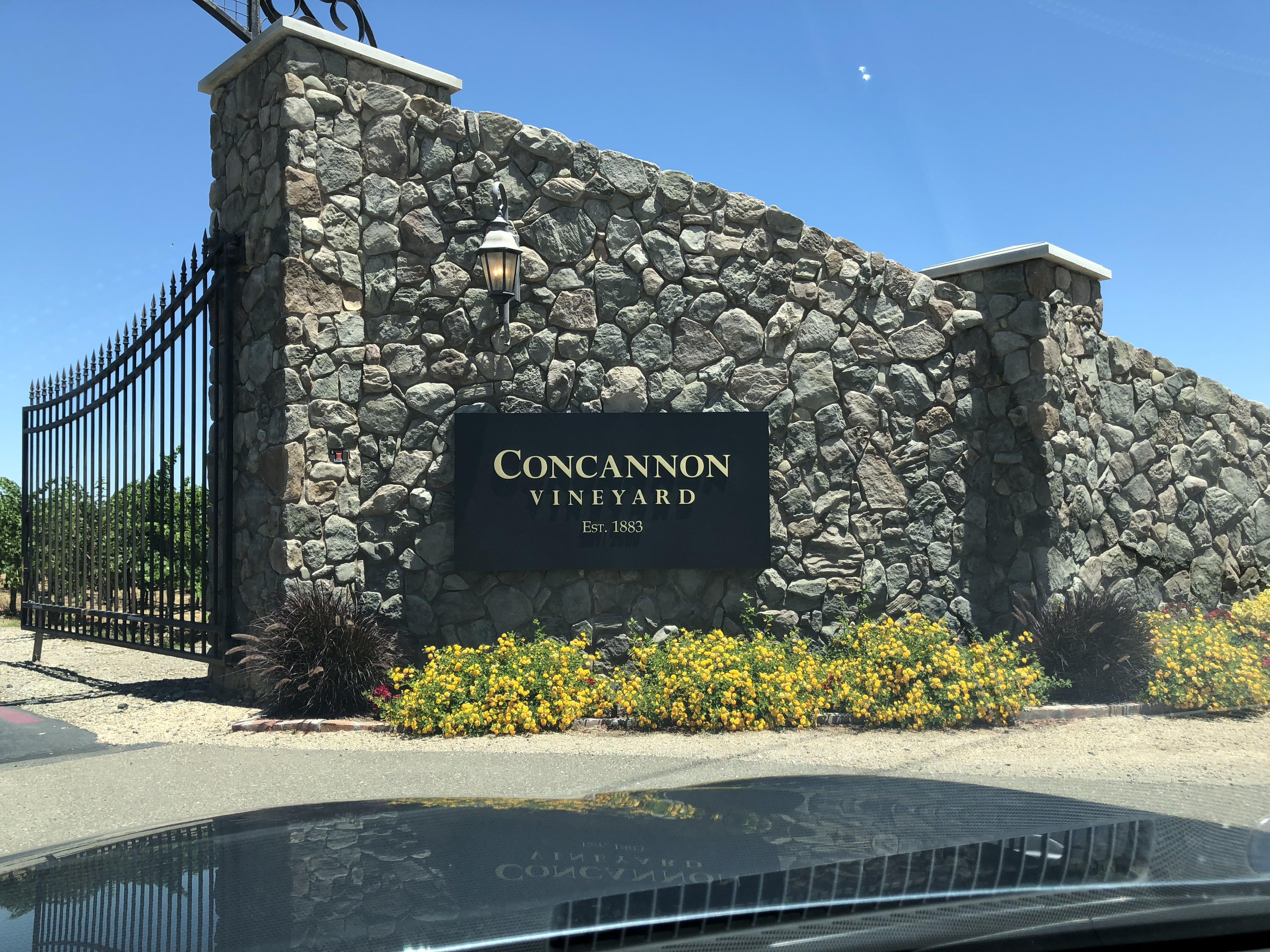 Concannon Vineyard, Livermore, CA, Peak Consulting LLC