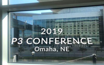 Thank You P3 Conference 2019 – Omaha, NE