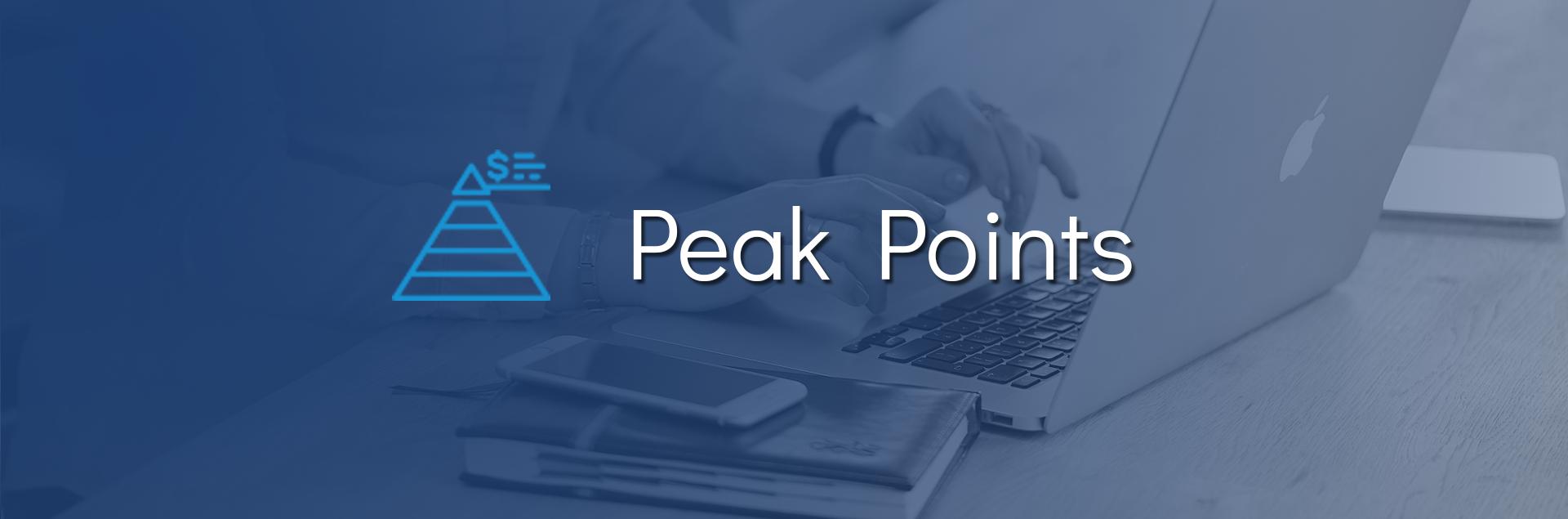 Peak Blog Banner